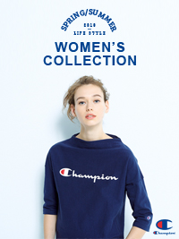 Champion 2016 SPRING&SUMMER WOMENS COLLECTION
