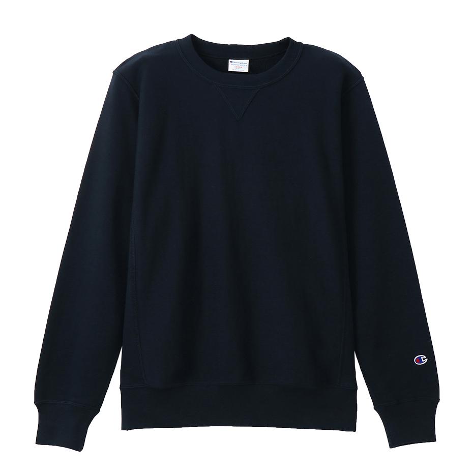 リバースウィーブクルーネックスウェットシャツ(10oz) リバースウィーブチャンピオン(C3-K001)