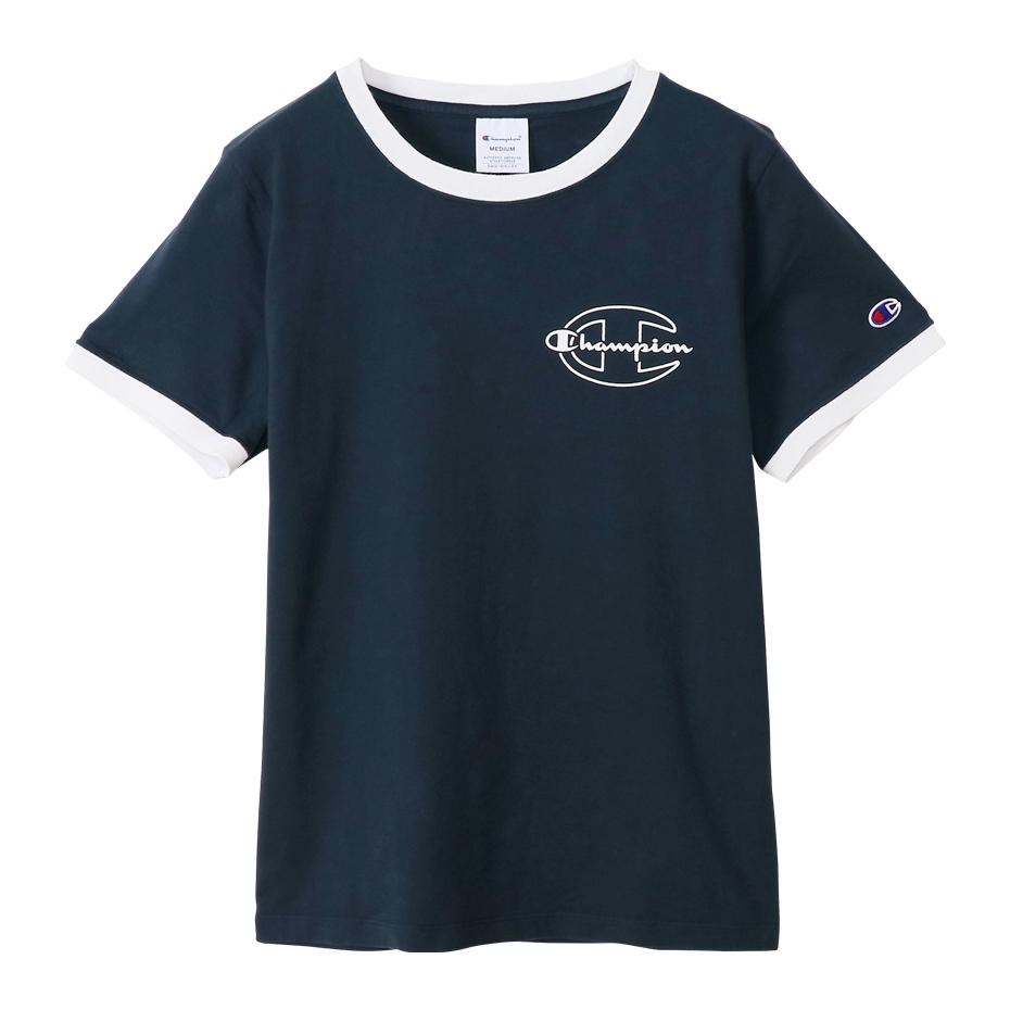 ウィメンズ ショートスリーブTシャツ 21SS 【春夏新作】チャンピオン(CW-T332)