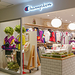 Champion For Her 渋谷109店