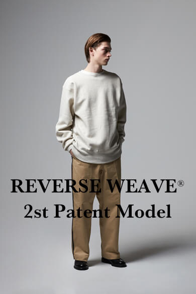 REVERSE WEAVE 2nd Patent Model