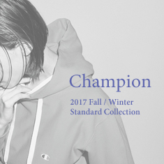 2017 FALL/WINTER STANDARD COLLECTION