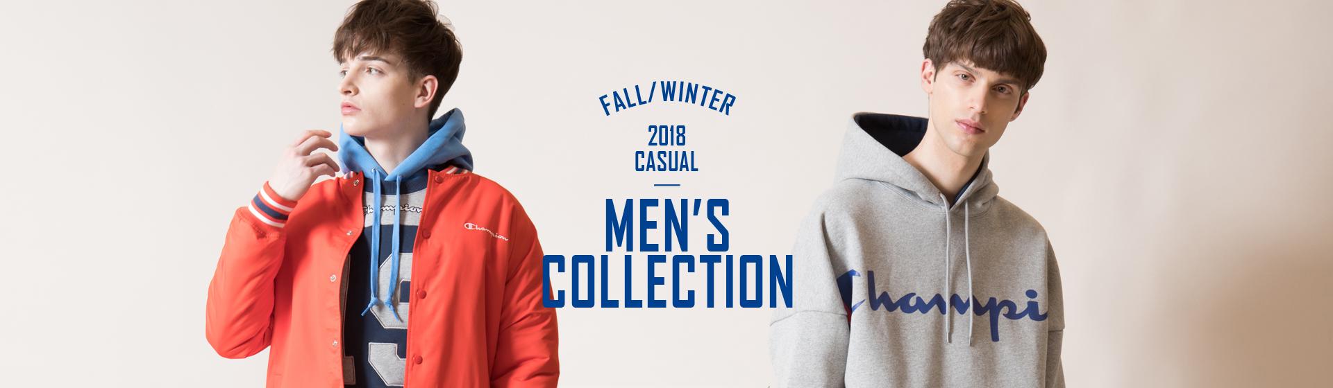 2018年秋冬メンズコレクション